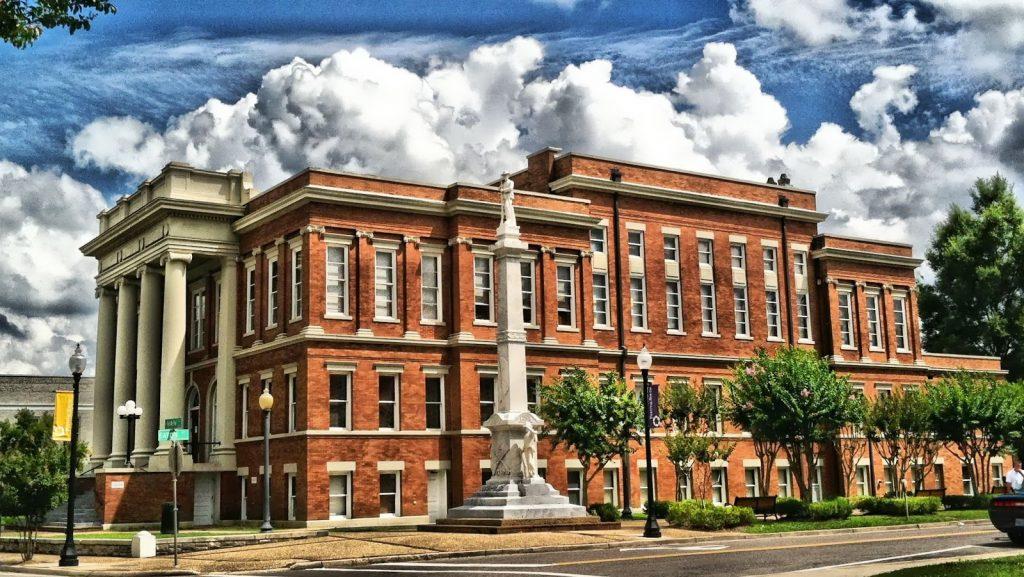 Mississippi Court House