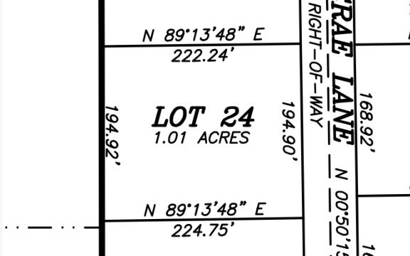 Lot 24 - 113 McCrae Ln Twin Lakes Boyd