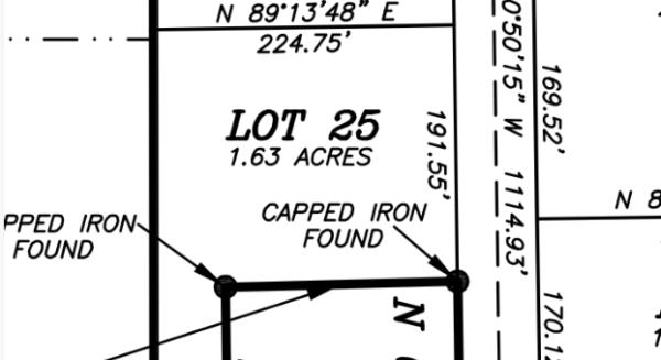 Lot 25 - 109 McCrae Ln Twin Lakes Boyd