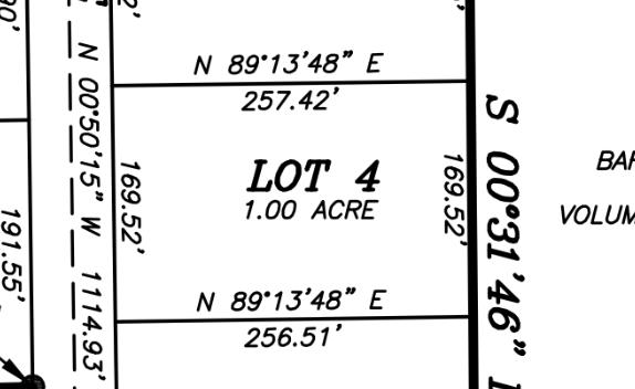 Lot 4 - 112 McCrae Ln Twin Lakes Boyd