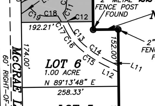 Lot 6 - 120 McCrae Ln Twin Lakes Boyd