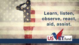 USVET.fund : Auctioneers fundraiser