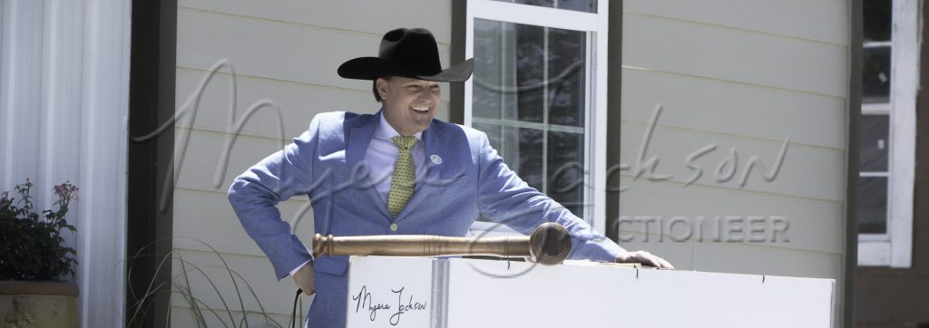 Myers Jackson Auction Team