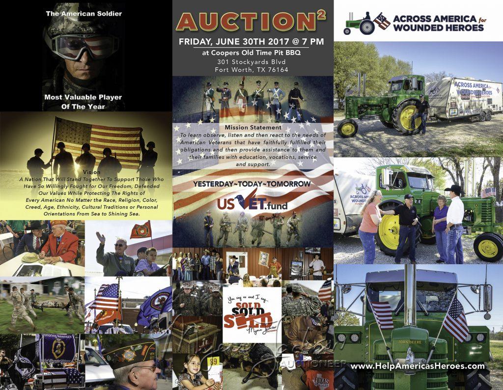 Myers Jackson usvet.fund auctioneer 1