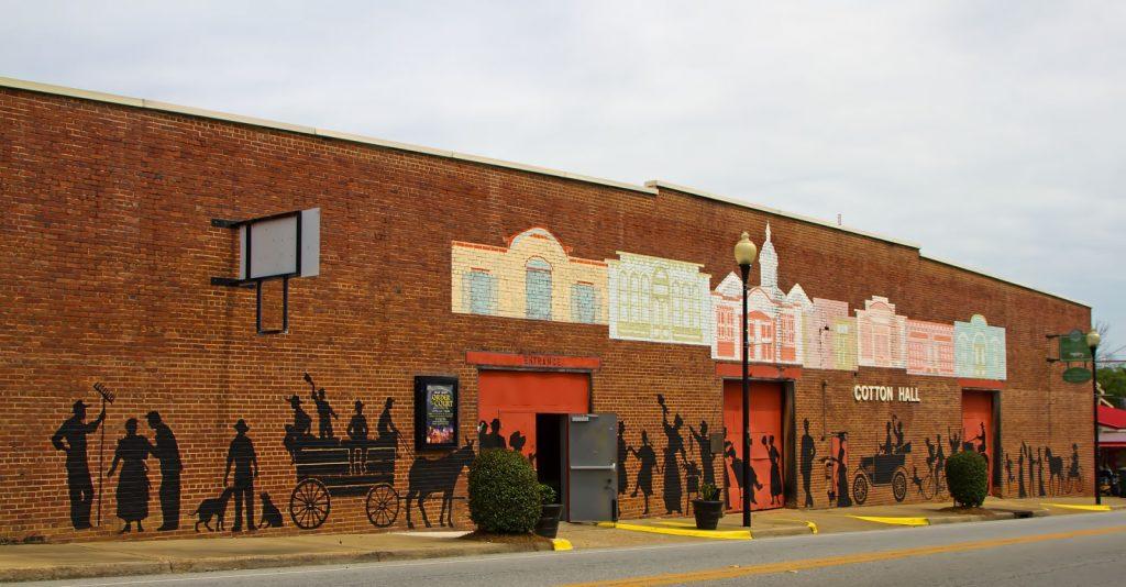 Colquitt GA Cotton Hall Theater