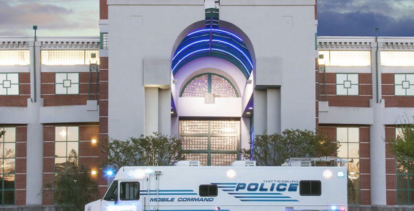 Hattiesburg Mississippi Police Department