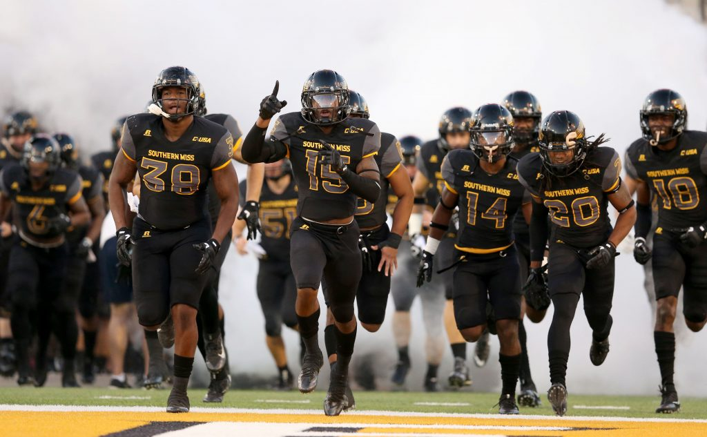 Southern Mississippi Football Roster