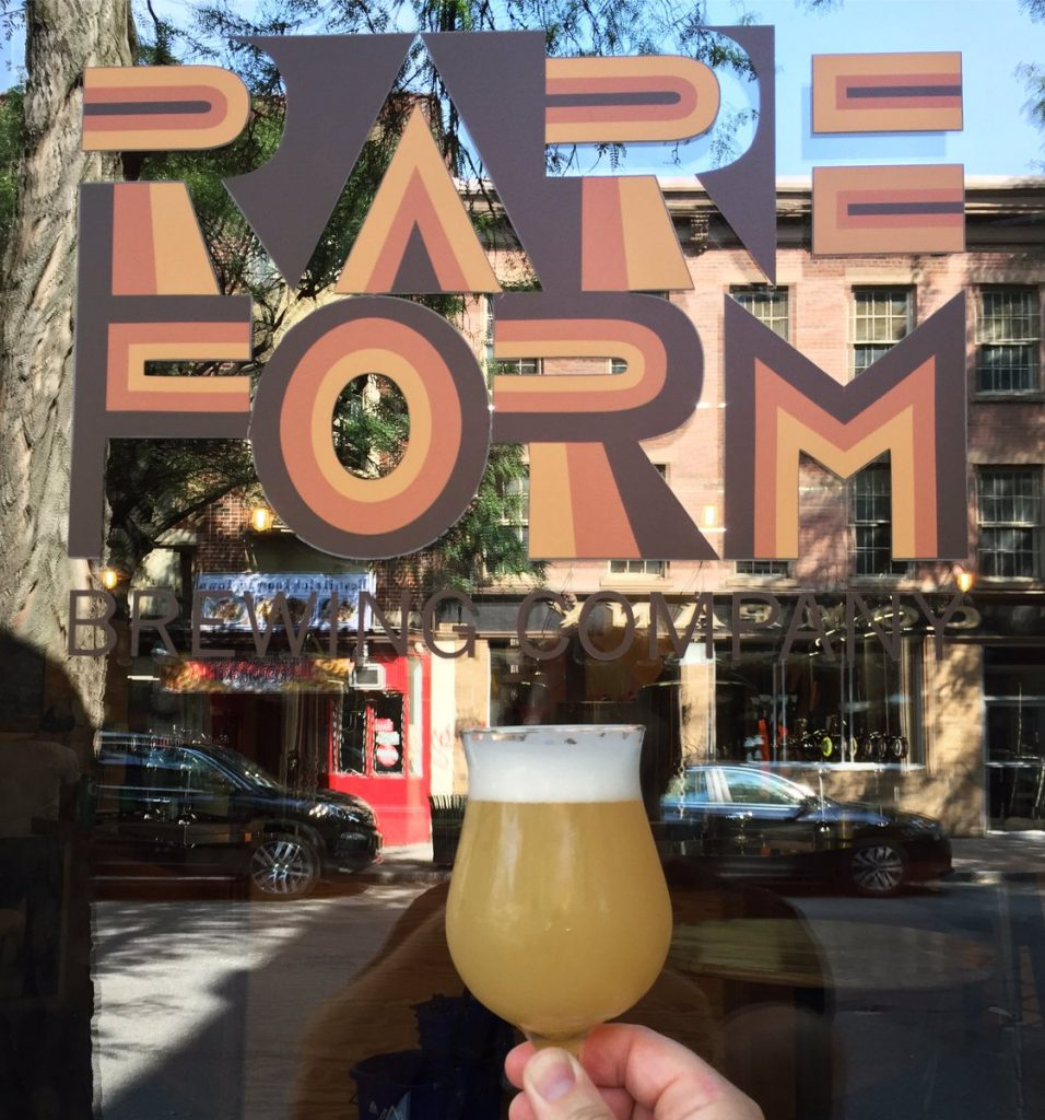 Rare Form Brewing Company in Troy, NY