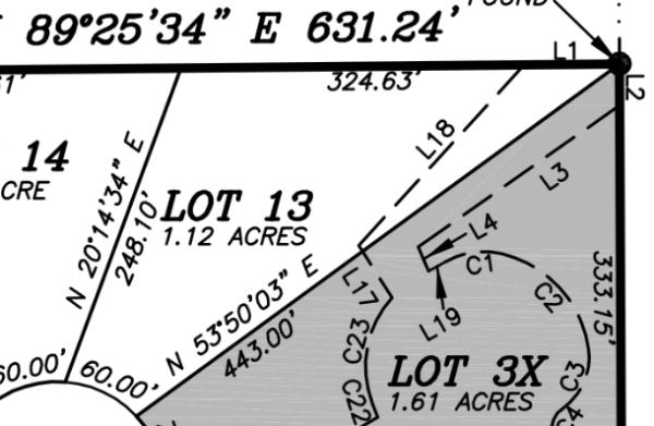 Lot 13 - 156 McCrae Ln Twin Lakes Boyd