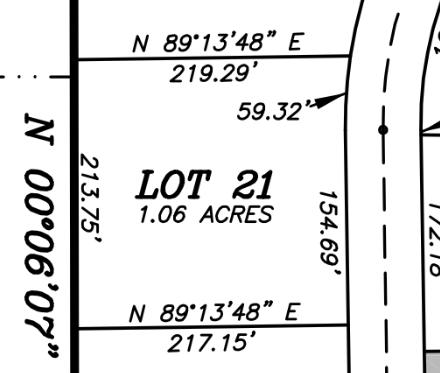 Lot 21 - 127 McCrae Ln Twin Lakes Boyd