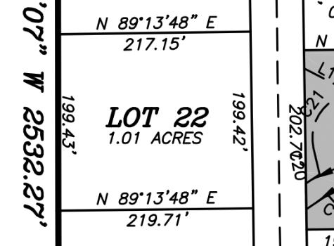 Lot 22 - 123 McCrae Ln Twin Lakes Boyd